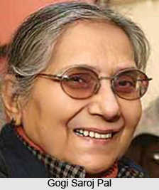 Gogi Saroj Pal, Indian Painter