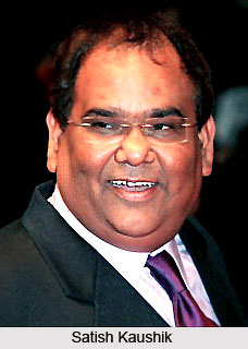 Satish Kaushik, Indian Movie Director
