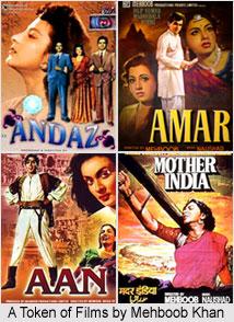 Mehboob Khan, Indian Film Director