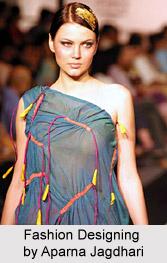 Aparna Jagdhari, Indian Fashion Designer