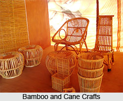 Bamboo and Cane Crafts of Mizoram
