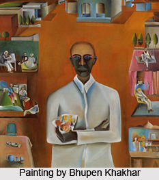 Bhupen Khakhar, Indian Painter