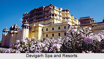 Devigarh Spa and Resorts , Delwara, Rajasthan