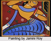 Jamini Roy, Indian Painter