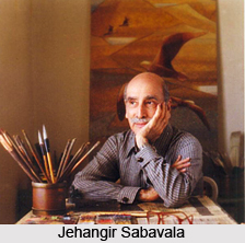 Jehangir Sabavala, Indian Painter
