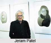 Jeram Patel, Indian Painter