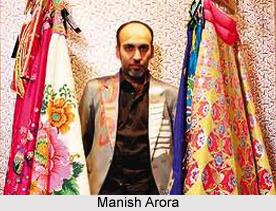Manish Arora Indian Fashion Designer