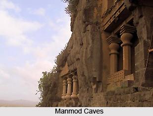 Manmod Caves, Maharashtra
