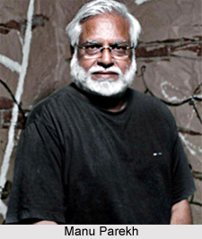 Manu Parekh, Indian Painter