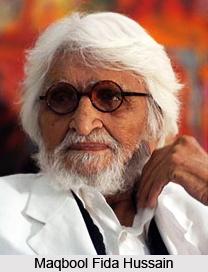 Maqbool Fida Hussain, Indian Painter