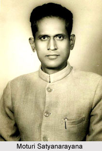 Moturi Satyanarayana, Indian Patriot