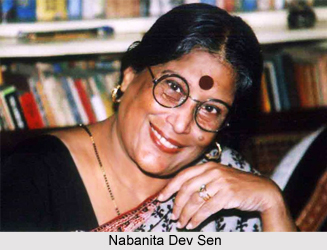 Nabanita Dev Sen, Indian Writer
