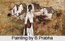 B. Prabha, Indian Painter