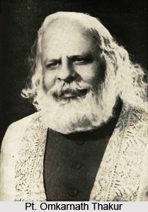 Pandit Omkarnath Thakur, Indian Musician