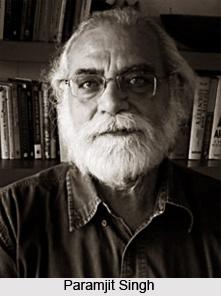 Paramjit Singh, Indian Painter