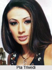Pia Trivedi, Indian Model