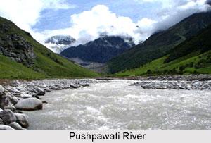 Pushpawati River, Indian River