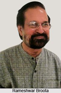 Rameshwar Broota, Indian artist