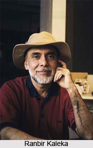 Ranbir Kaleka, Indian Painter