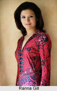 Ranna Gill, Indian Fashion Designer