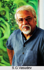 S.G.Vasudev, Indian Painter