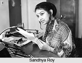 Sandhya Roy, Bengali Actress