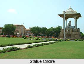 Statue Circle , Jaipur