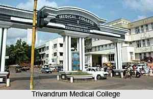 Trivandrum Medical College, Thiruvananthapuram, Kerala