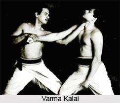 Varma Kalai, Indian Martial Art