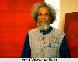 Velu Viswanadhan, Indian Painter