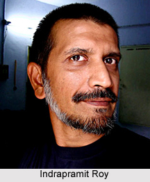Indrapramit Roy, Indian Painter