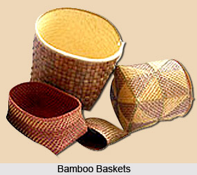 Bamboo Crafts in India