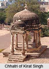Mehrangarh Fort , Jodhpur , Rajasthan
