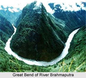 Origin of Indian Rivers