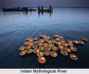 Indian Mythological Rivers