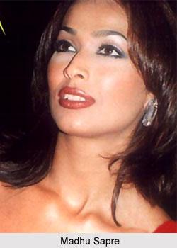 Madhu Sapre, Indian Model