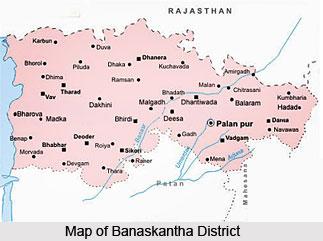 Banaskantha District, Gujarat