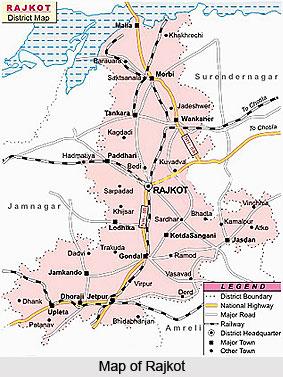 Rajkot District, Gujarat