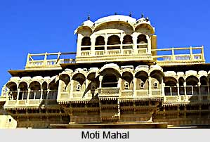 Monuments Of Jaisalmer, Monuments Of Rajasthan