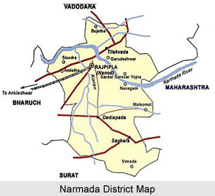 Narmada District, Gujarat