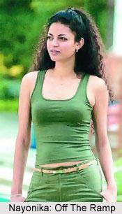 Nayonika Chatterjee, Indian Model