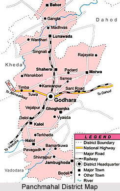Panchmahals District, Gujarat