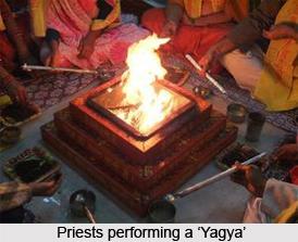 Rites in Yajur Veda, Agni Purana