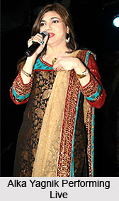 Alka Yagnik, Indian Playback Singer