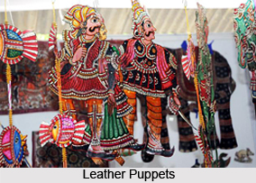 Leather Crafts of Andhra Pradesh
