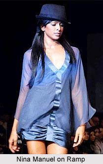 Nina Manual, Indian Model
