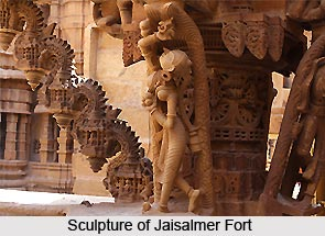Jaisalmer Fort , Rajasthan