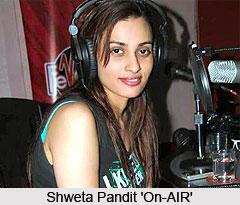 Shweta Pandit, Indian Playback Singer
