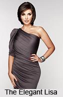 Lisa Ray, Indian Model