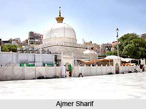 Monuments in Ajmer, Monuments of Rajasthan